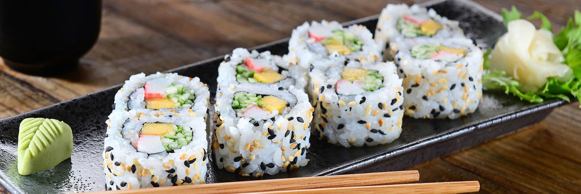 Japonais plateau tournant paris bentomania le comptoir - Restaurant japonais tapis roulant paris ...